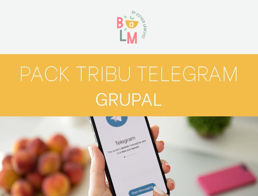 Telegram Grupal