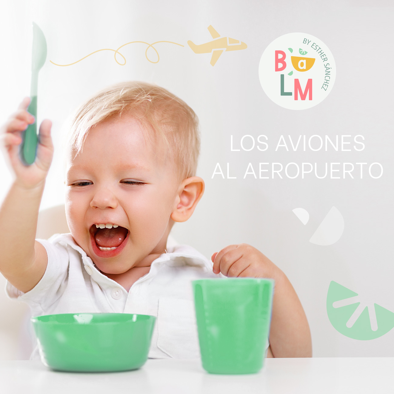 Alimentación complementaria- blw - baby led weaning